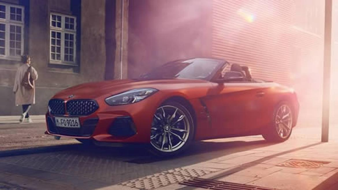 NEW BMW Z4 First Edition.